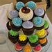 Beautiful Birthday Cupcakes