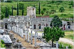 Ephesus - La porta di Mazzeo e Mitridate - (465)
