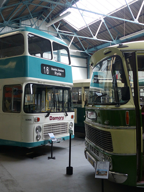 Isle of Wight Bus and Coach Museum (13) - 29 April 2015