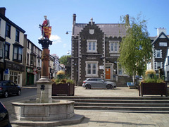 Lancaster Square.