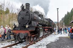 Preußische P8 in Holzhau