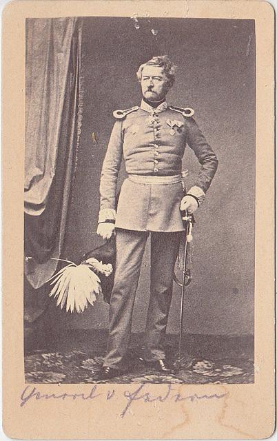 Maximilian von Feder (1802-1869)