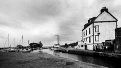 Customs House, Bowling Harbour, Forth And Clyde Canal