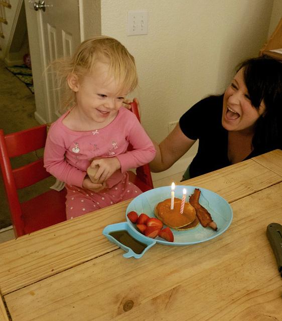 Happy Birthday Breakfast