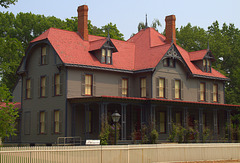 James A. Garfield's Home