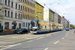 Leipzig 2015 – Tram 1231