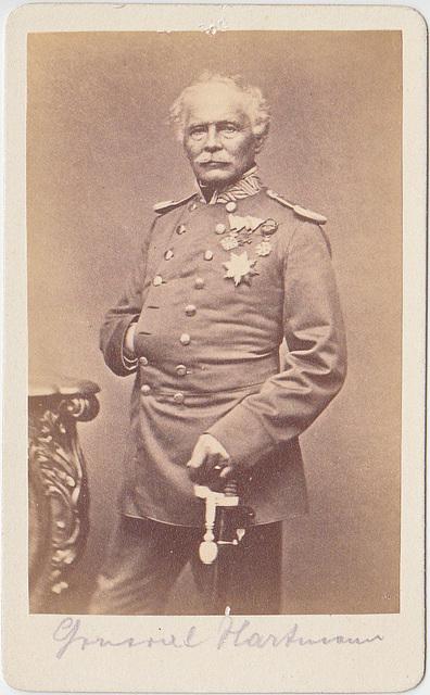 Jakob von Hartmann (1795-1873)