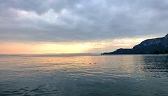 IT - Garda - Sunset on the Lake