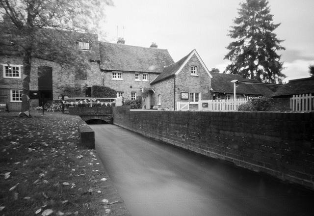 Mill Green (pinhole)