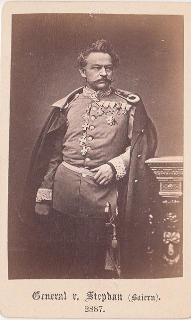 Baptist Ritter von Stephan (1808-1875)