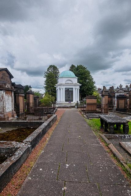Robert Burns Mausoleum, Dumfries