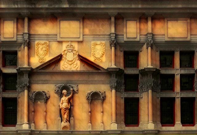 preziosa facciata