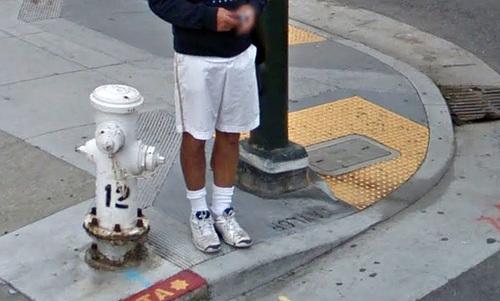 Taylor and Pine Streets - San Francisco