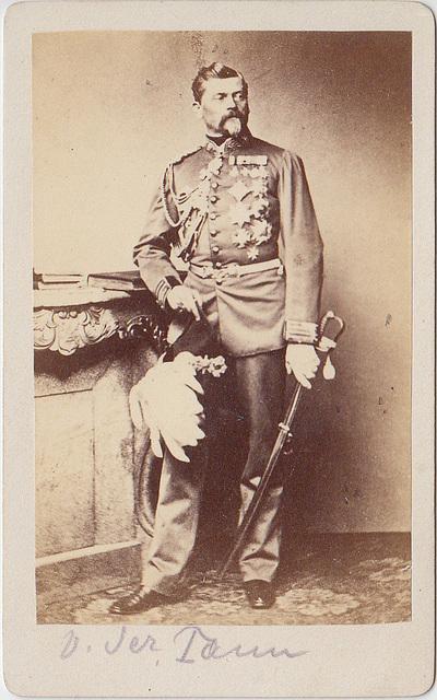 Ludwig von und zu der Tann-Rathsamhausen (1815 –1881)