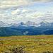 Plateau Mountain Alberta Canada 5th August 1982