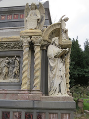 berens monument, norwood cemetery, london