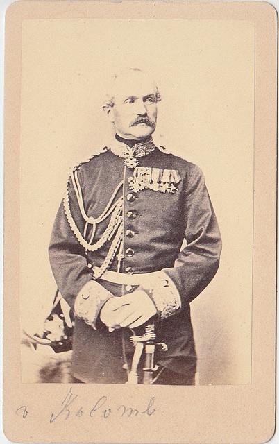 Enno von Colomb (1812-1886)