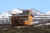 Designer hunting cabin