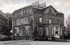 Auchlochan House, Lesmahagow, Lanarkshire, Scotland (Demolished 2014)