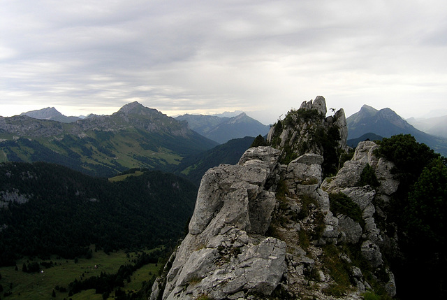 Roc des Boeufs 1774 m