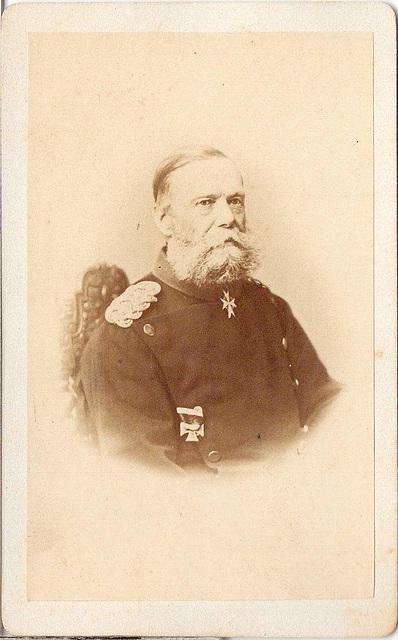 Eduard Vogel von Falkenstein (1797–1885)