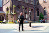 DE - Kevelaer - me, on an Easter excursion