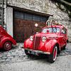 pompier antique