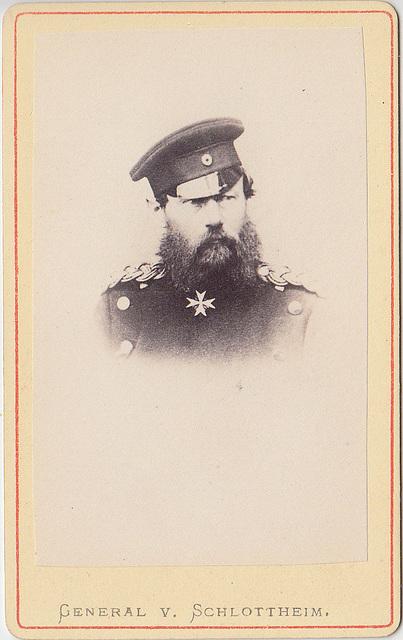 Ludwig von Schlotheim (1818-1889)