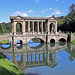 Palladian Bridge in Prior Park, Bath
