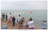 South Coast Triathlon 2021 - Snapping the sprint start - Seaford - 21 8 2021