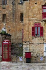 Britische Vergangenheit auf Malta (© Buelipix)