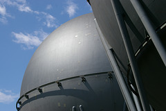 Kugelgasbehälter