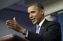 Obama chante : Amazing Grace