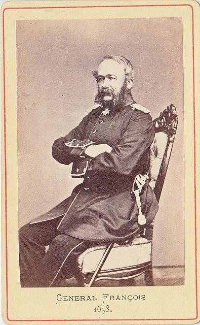 Bruno von François (1818-1870)