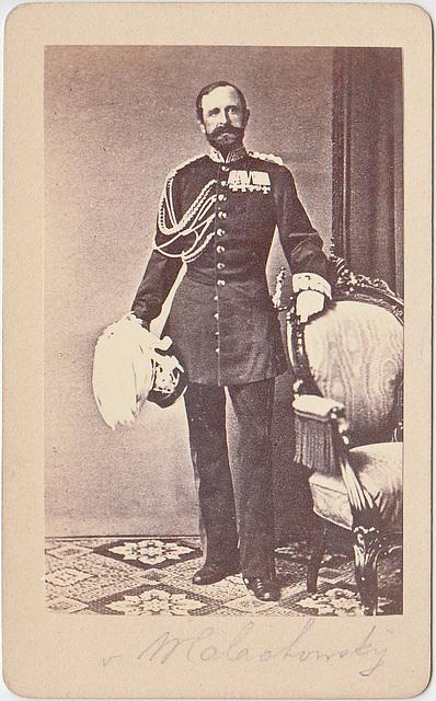 Wilhelm von Malachowsky (1815-1872)