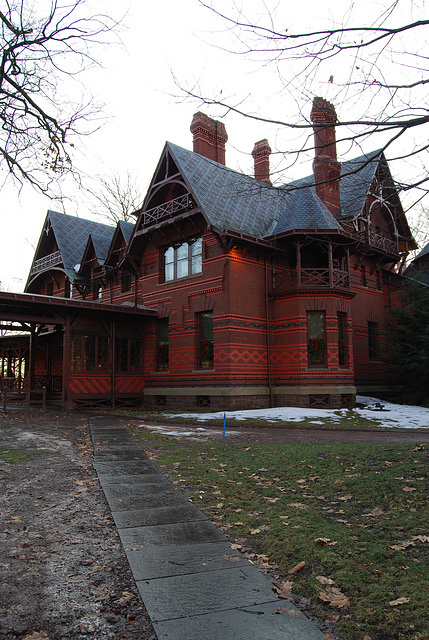 Mark Twain's Home
