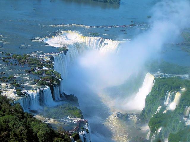 Iguacu, Wasserfälle, Argentinien