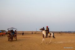 The Tableland Plateau above Panchgani, 4,300' asl