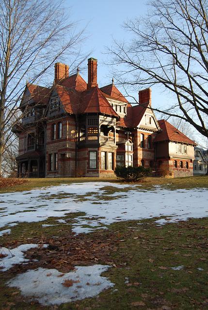 Hariet Beecher Stowe's Home