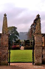 Montacute House Garden