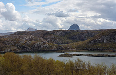 Over the Lochan