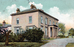 Kenmuir House, Bishopbriggs, Glasgow, Dunbartonshire, Scotland (Demolished)