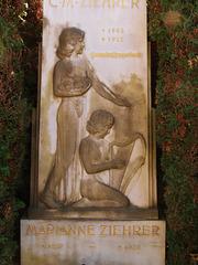 2(39)austria vienna zentralfriedhof...churchyard