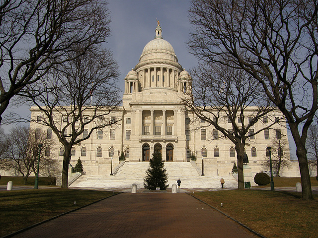 Rhode Island's State Capitol