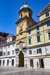 Rijeka, Centro storico - Croazia