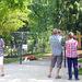 Speyer - Grabstätte von Bundeskanzler Helmut Kohl im Adenauerpark