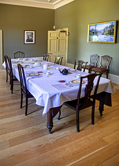Dining Room, Moat Brae, Dumfries
