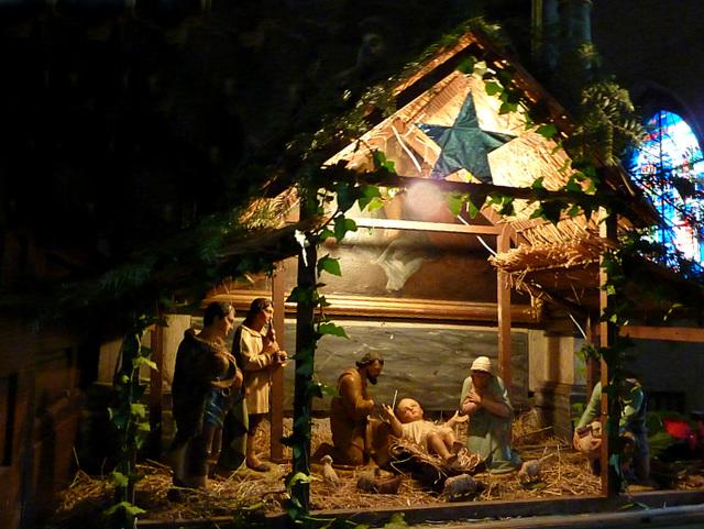 Dans la paix de Noël...