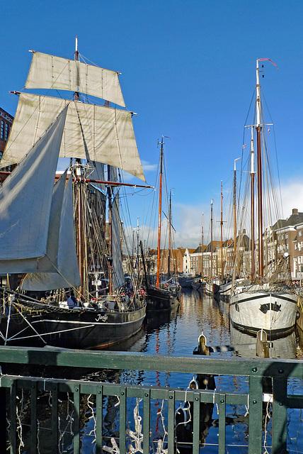 Nederland - Groningen, WinterWelVaart