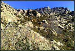 Sierra de La Cabrera - granite of course!